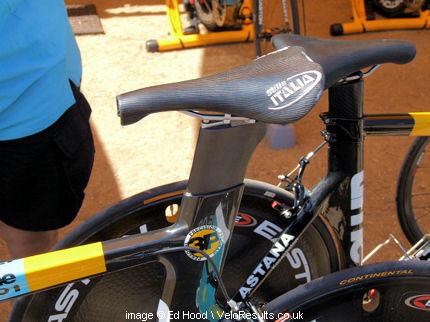 Grand Tour Time Trial Bikes 2007