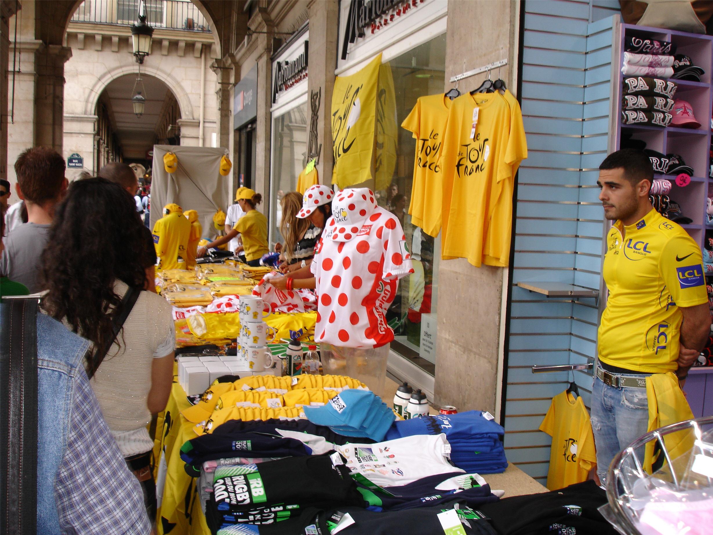Le Tour de France 2007