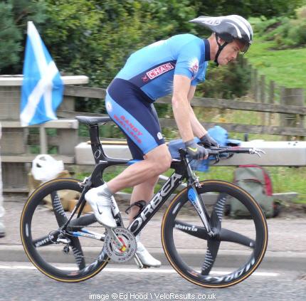 Scottish 100 Mile Time Trial Championship 2007