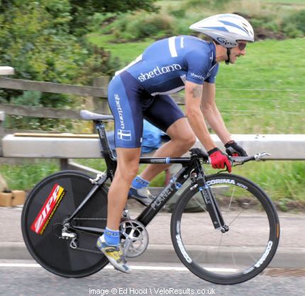 Scottish 100 Mile Time Trial Championship 2007
