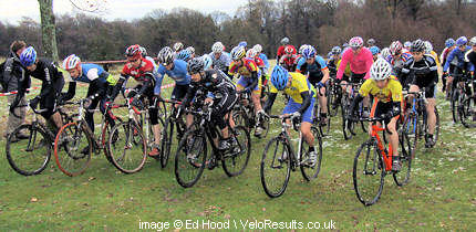 Scottish Cyclo-Cross Championship 2007