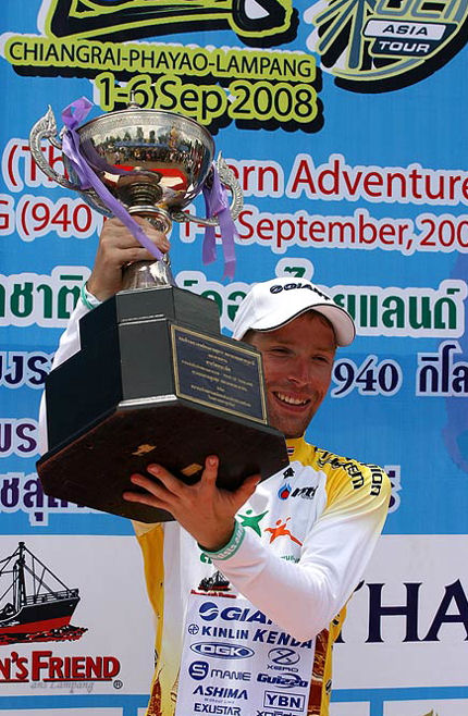 Winning the Tour of Thailand was the season highlight.
