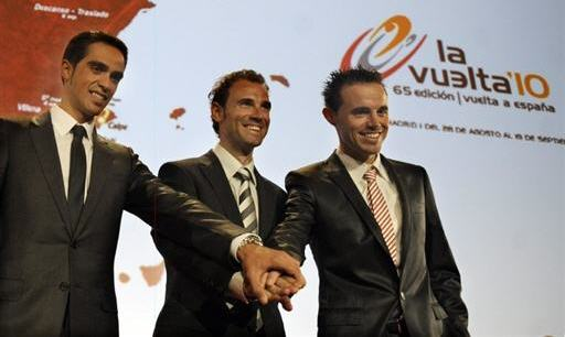 La Vuelta a España 2010