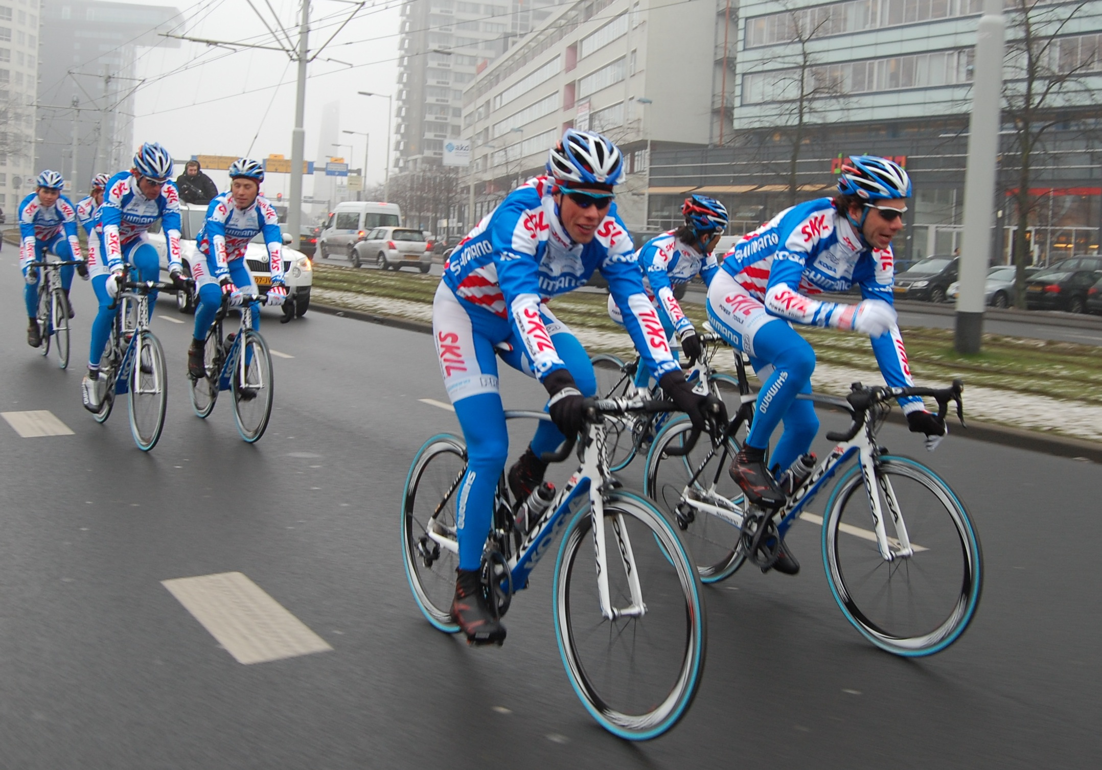 Skil Shimano Team