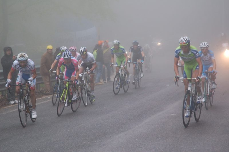 Riders in the Mist