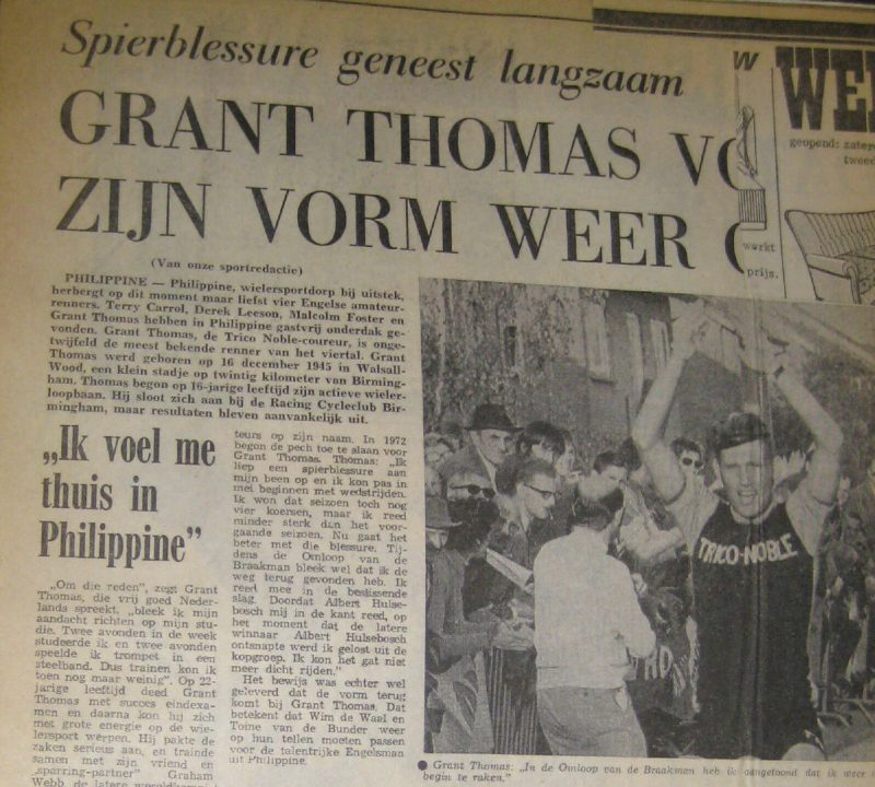 Grant Thomas