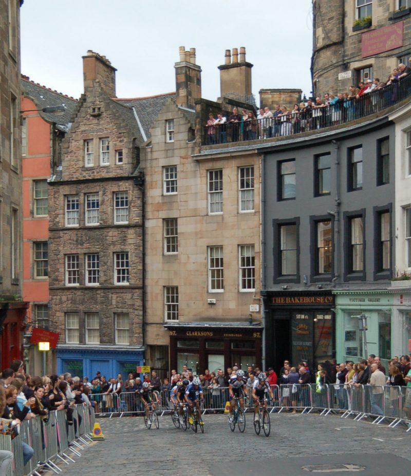 Edinburgh Nocturne