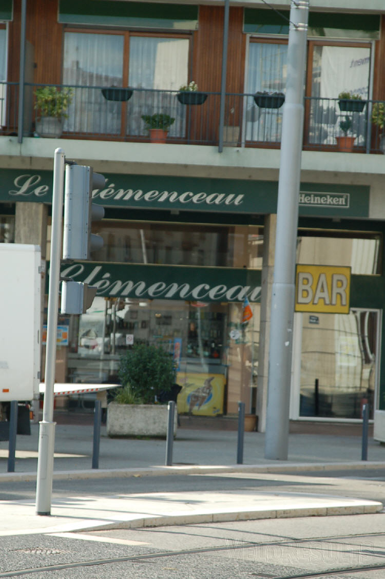 Grenoble Six Day 2010