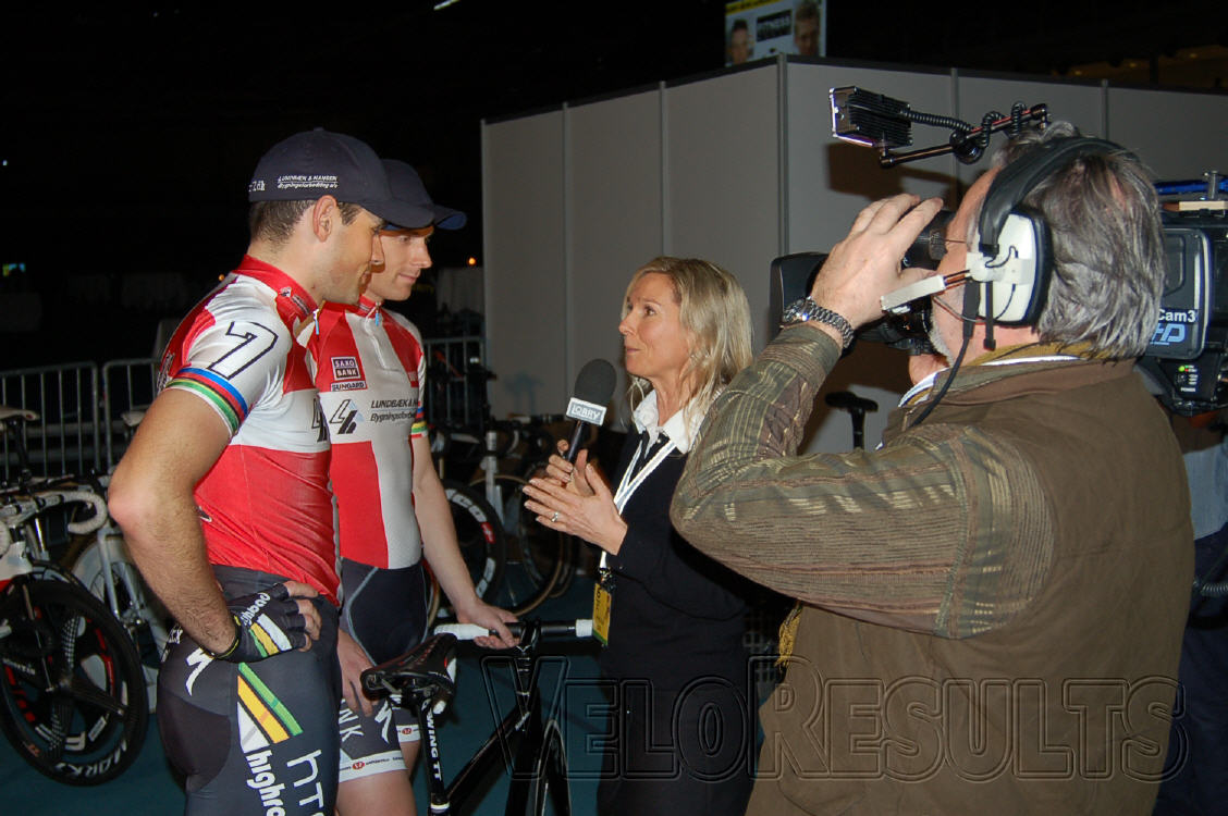 Copenhagen Six Day 2011