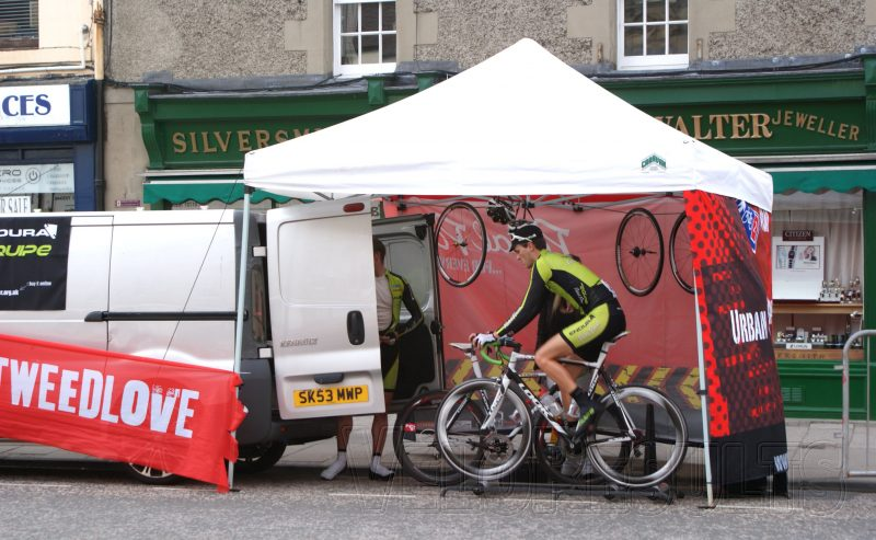 The Peebles Criterium 2011