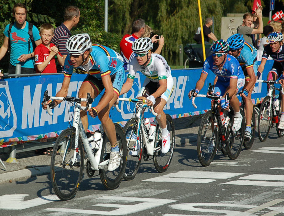 World Road Race Championships 2011
