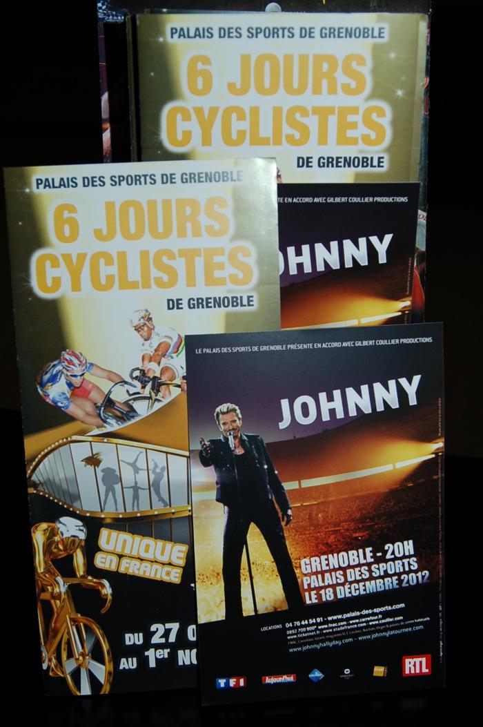 Grenoble Six Days 2011