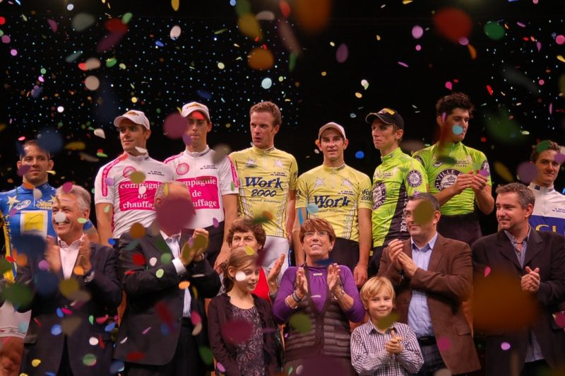 Grenoble Six Day 2011