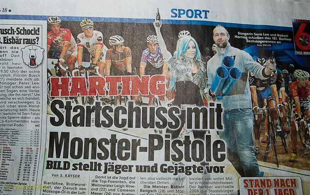 Berlin Six Day 2012