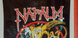 It took us while to get off the hill and find a bar; the owner is a Napalm Death fan - always a good sign.