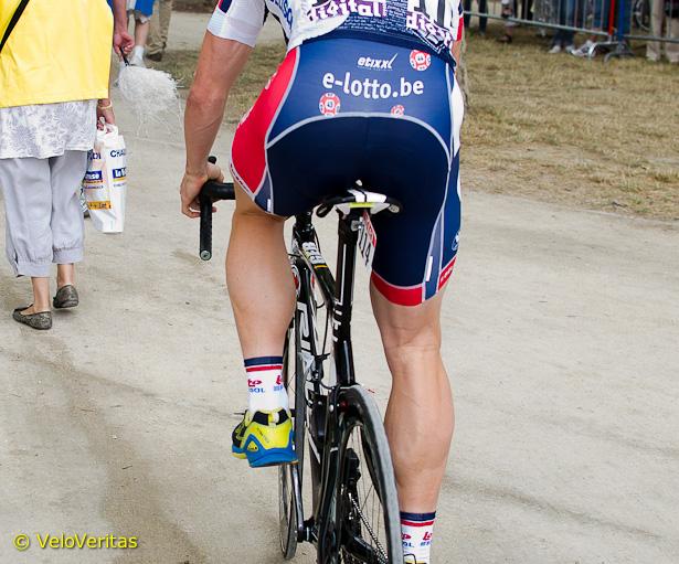 Le Tour de France 2012 - Stage 18