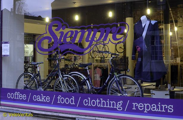 Siempre Bicycle Café