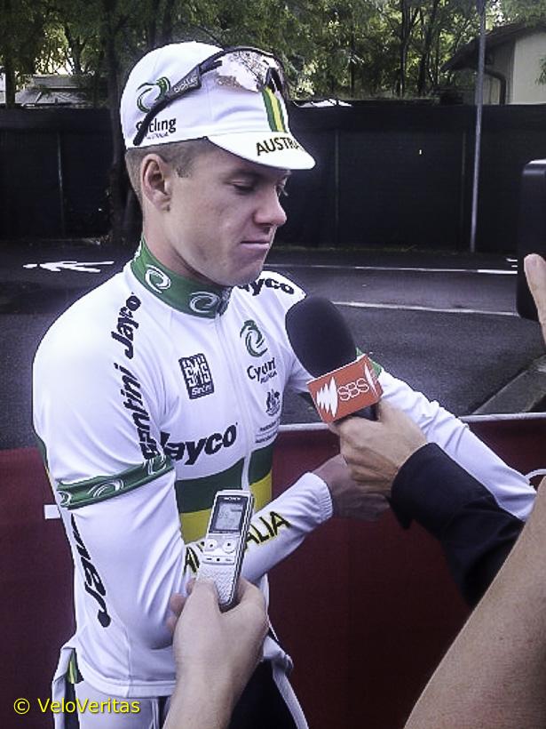 Elite Road Race World Championships 2013