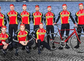 Team Raleigh 2014