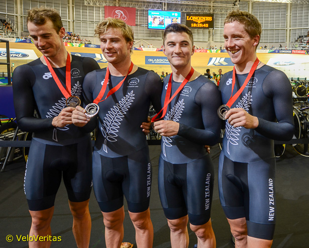 New Zealand Team Pursuit