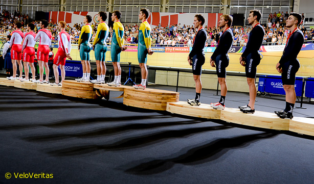 Commonwealth Games Team Pursuit
