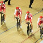England Team Pursuit