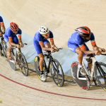 India Team Pursuit