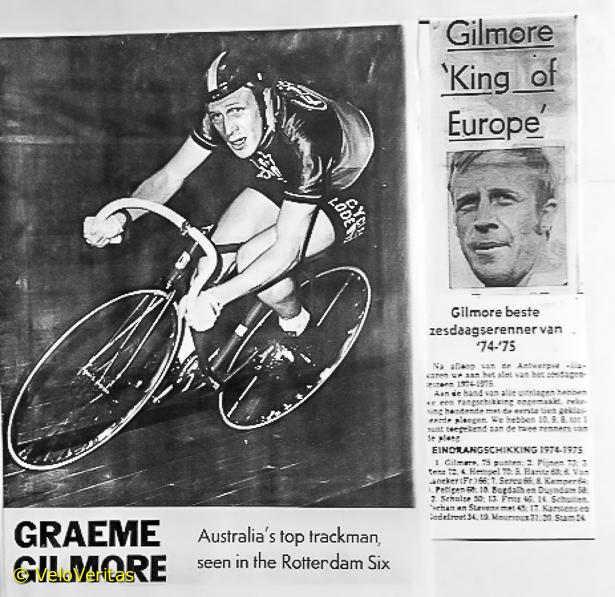 Graeme Gilmore