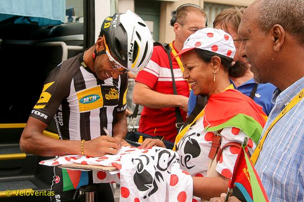 Le Tour de France 2015 Stage 8