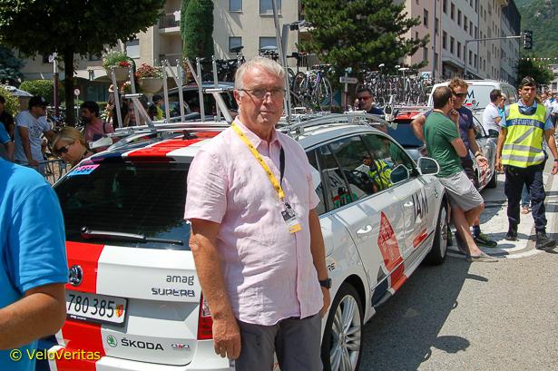 Le Tour de France 2015 St. Jean De Maurienne