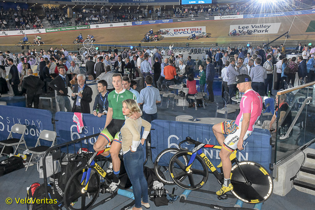 London Six Day 2015