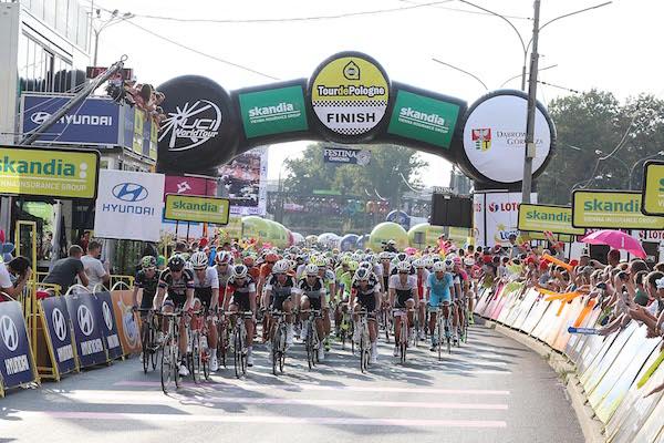 Velon and the Tour of Poland
