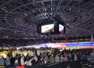 Berlin Six Day 2017