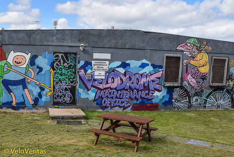 Meadowbank Velodrome