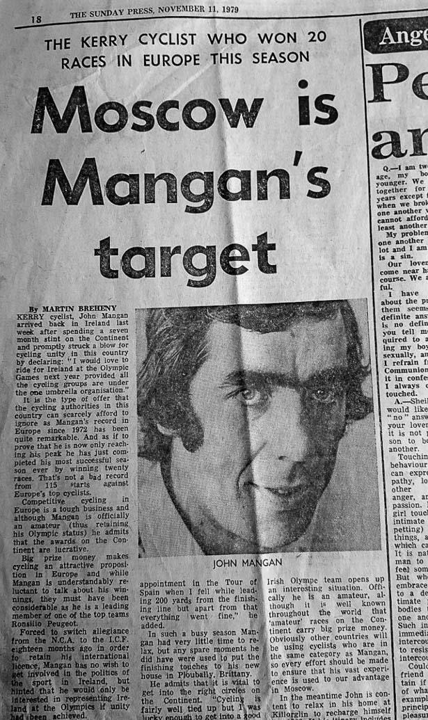 John Mangan