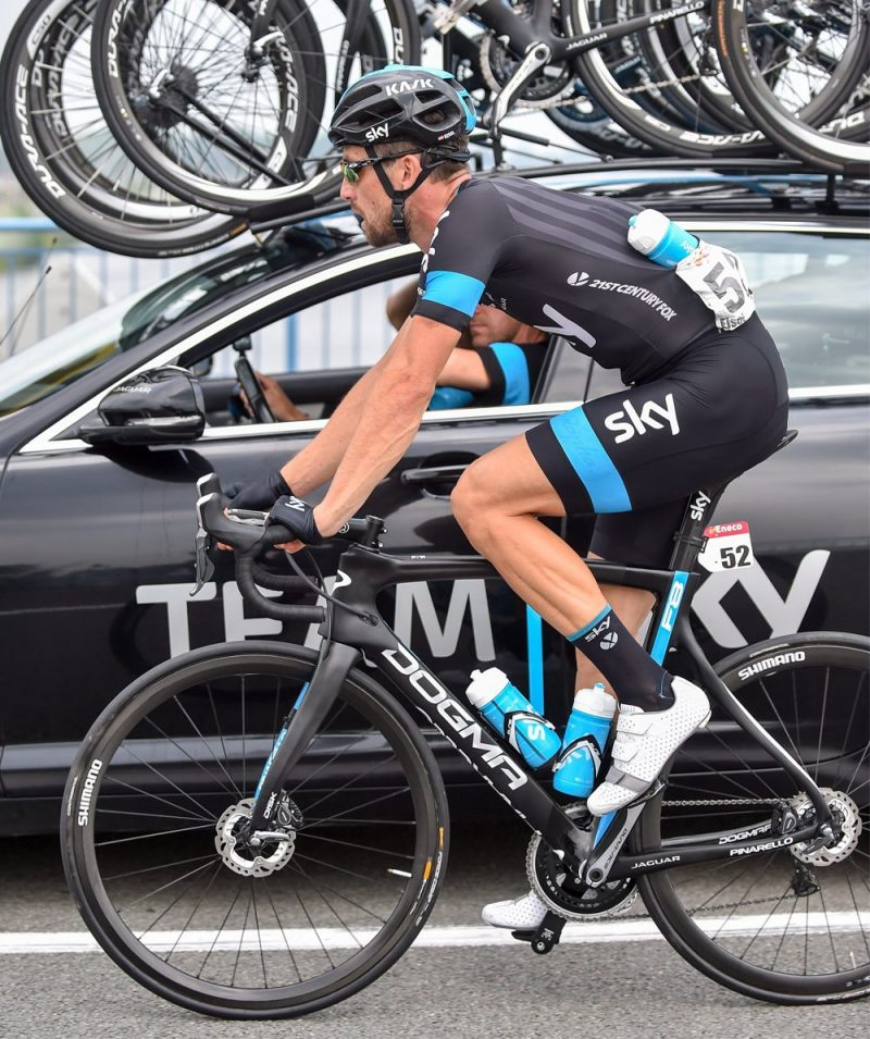Chris Froome's Salbutamol Problem