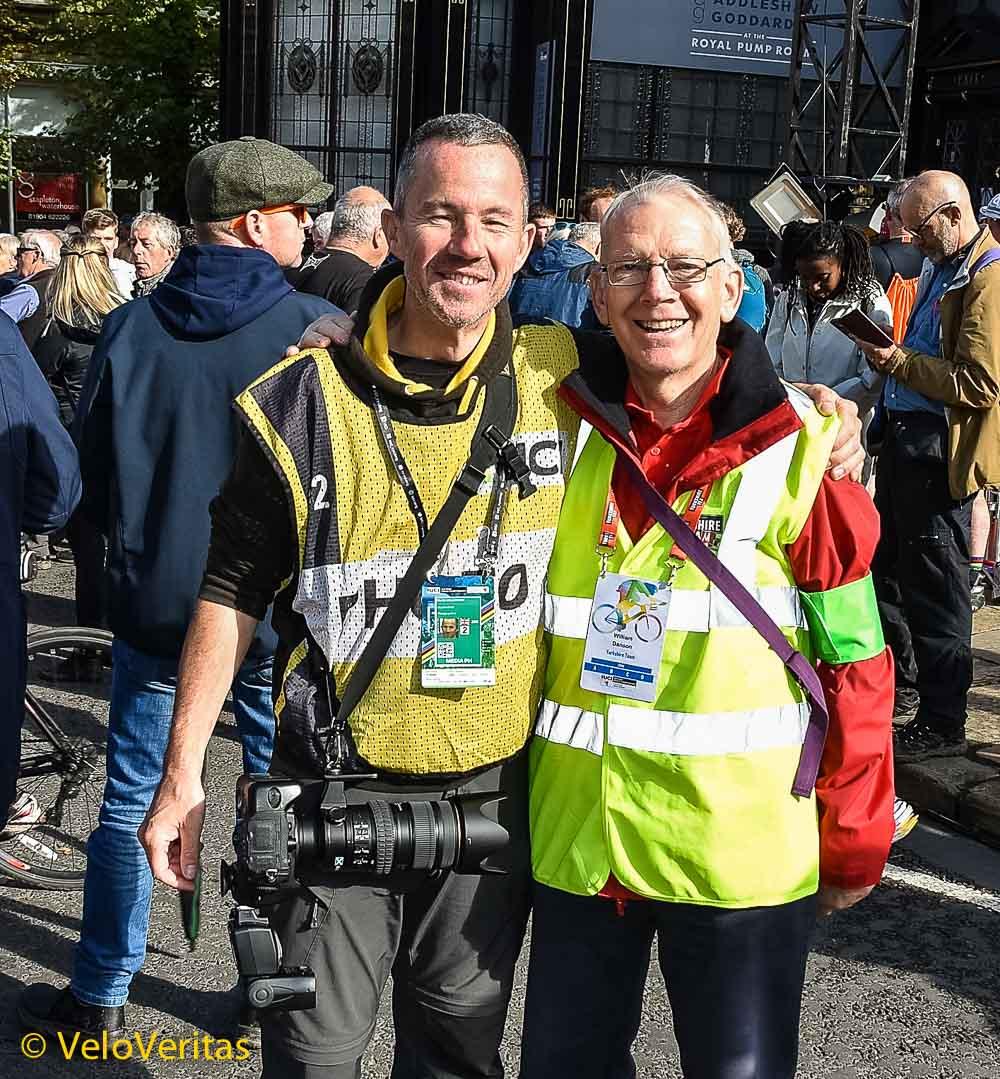 Volunteering at the World Road Championships
