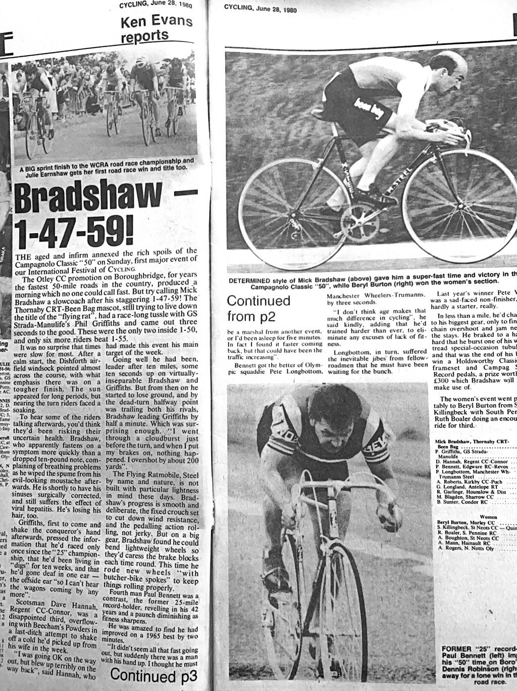 Mick Bradshaw